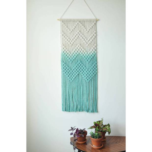 chevron-macrame-wall-hanging
